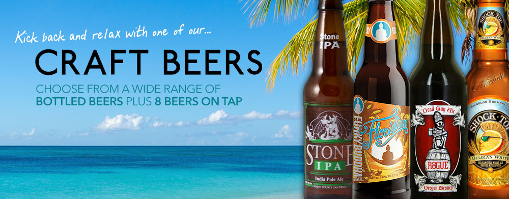 Craft Beers & Beers on Tap | Palm Beach County FL